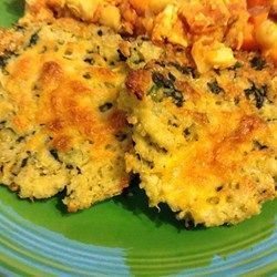 Tortitas de quinoa con queso @ http://allrecipes.com.mx