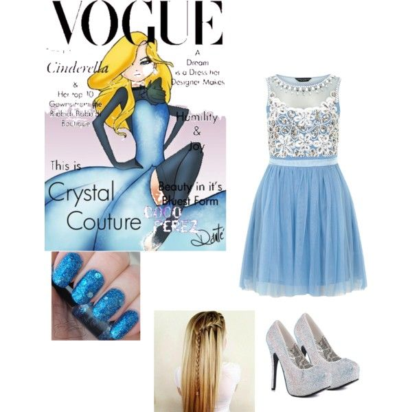Modern Cinderella - Polyvore. New BoardCinderellaCostume Ideas  sc 1 st  Pinterest & 32 best Projects to Try images on Pinterest | Cinderella Costume ...