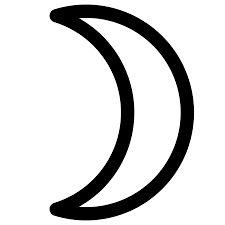 La Luna - (La actitud emocional) representa la parte emocional del ser humano,  representa la vida cotidiana, el diario transcurrir, los hábitos, el refugio del hogar. Relacionada con el instinto, la memoria, la protección, lo doméstico, el gusto por el hogar, el papel como padre o madre, los sentimientos familiares, la lealtad, la nutrición, la fertilidad.