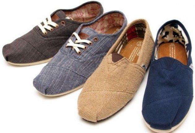 B4men TOMS, schoenen voor een goed doel! - www.b4men.nl