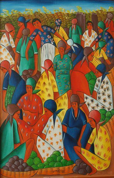 Haitian Art Company Website