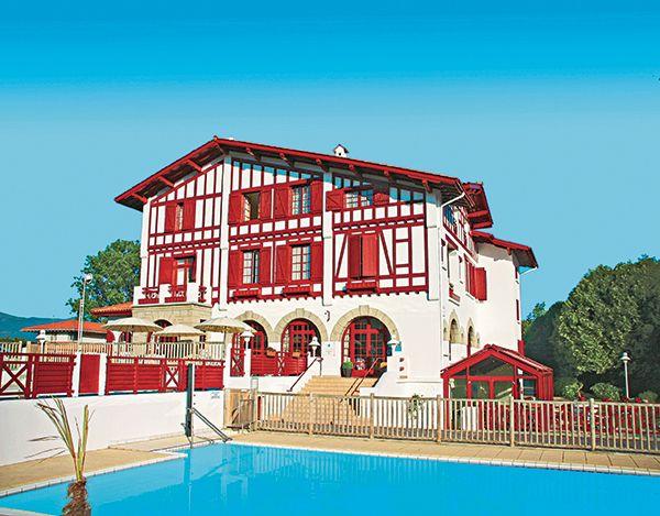 Hôtel et résidence Orhoïtza à Hendaye Plage, promo séjour Hendaye Plage Vacances Bleues prix promo séjour Vacances Bleues à partir de 287,00 € TTC 7 Nuits