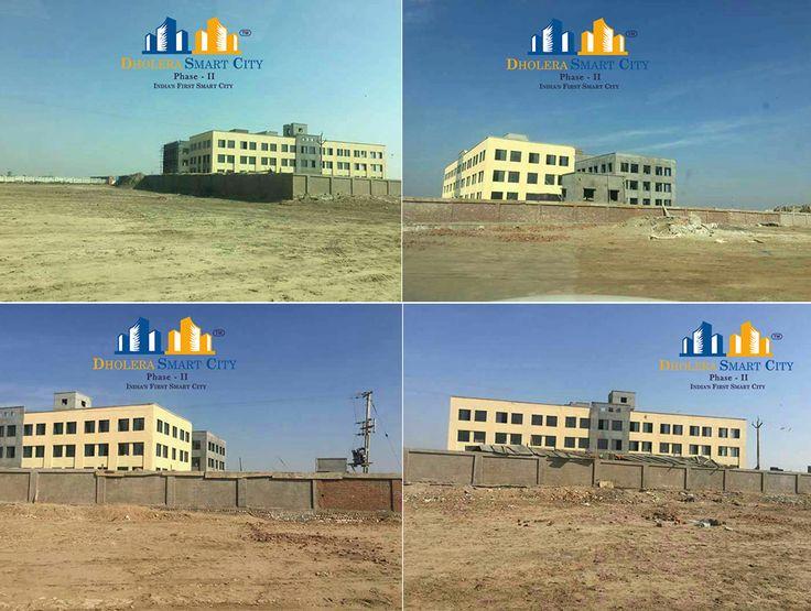 DHOLERA Sevasadan Office will be ready now!!! #Dholera #DholeraSIR #DholeraSmartCity #Gujarat