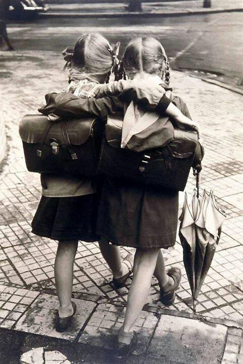 L'amitié... cette chose inexplicable qui unie à vie des êtres