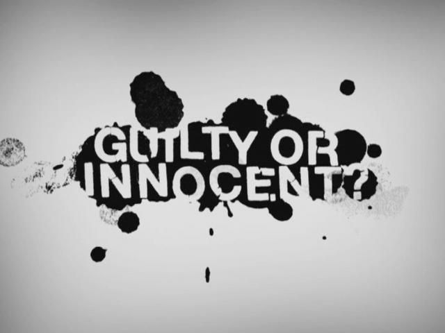 presumption of innocence 2 essay An innocent misunderstanding by dick cavett  urged press and public to remind themselves of the presumption of innocence  but cavett's essay was a.