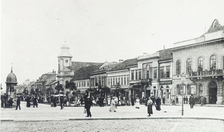 Cluj - 1917