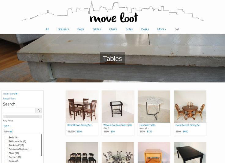 Move Loot Raises A $2.8M Seed Round To Expand Its Online Furniture Consignment Store | TechCrunch