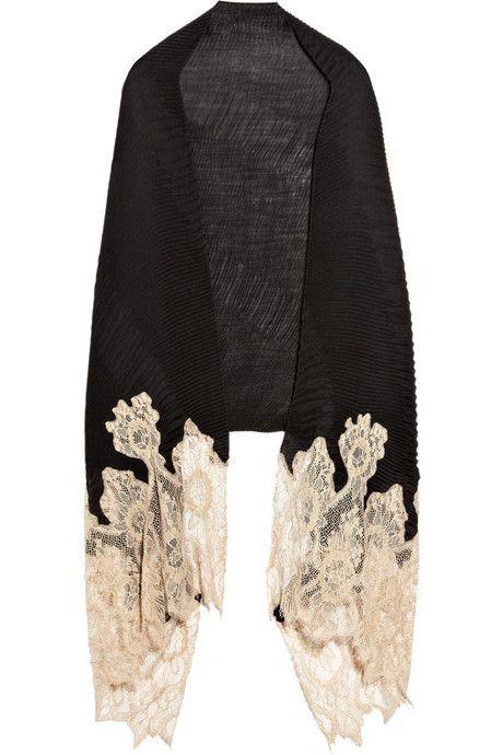 Valentino lace scarf LOVE