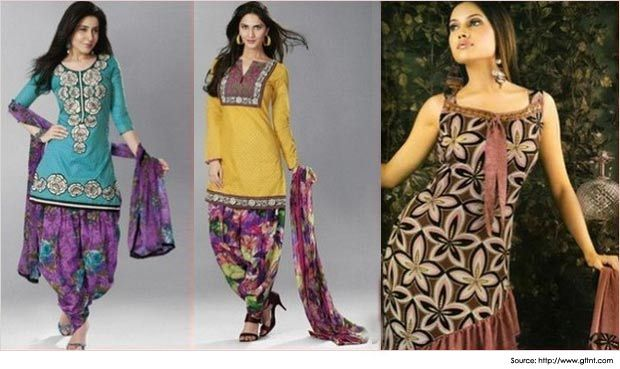 Punjabi Suits Neck Designs | Punjabi Dress Designs