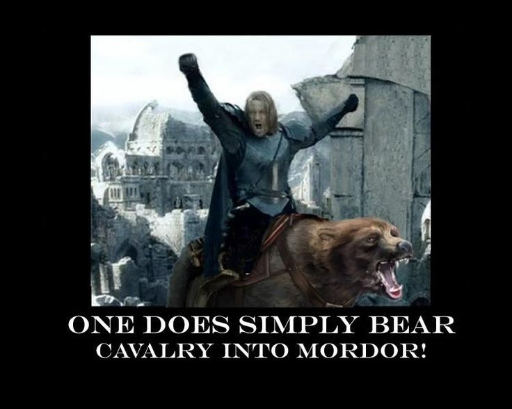 Bear Cavalry! | Laughs | Pinterest | Bears