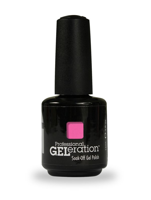 For a super-glossy, long-lasting manicure, Cosmo's Beauty Editor Kate Turner says 'GELeration is hard to beat'!