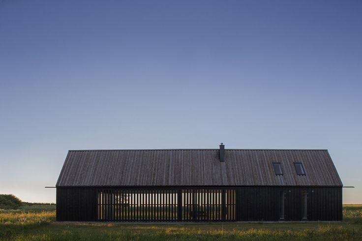 Sommarhus Gotland enflo arkitekter