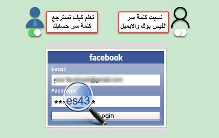 نسيت كلمة سر الفيس بوك والايميل اليك الحل Facebook Ios Messenger