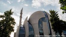 Köln Moschee DITIB (Getty Images/AFP/M. Hitij)
