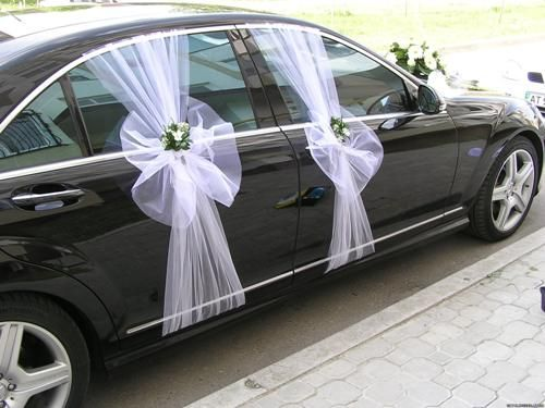 Wedding Sendoff Deco Car Decorationswedding