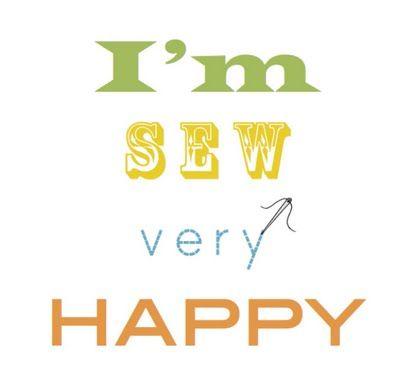 Sew Happy :)