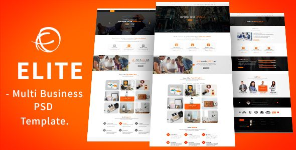 ELITE-Multipurpose Business PSD Template. - Business Corporate Download here : https://themeforest.net/item/elitemultipurpose-business-psd-template/19832962?s_rank=248&ref=Al-fatih