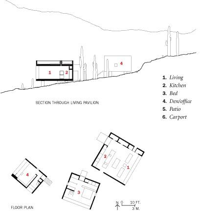 Desert Nomad House 47 best architecture rick joy images on pinterest | architecture