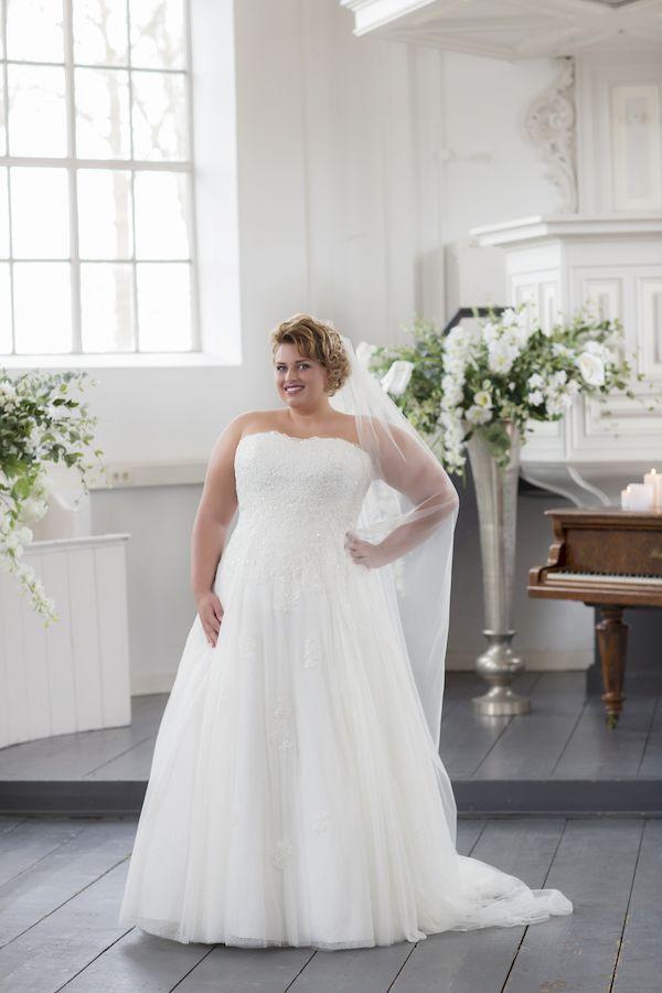 59 best Plus Size Prinzessin & Ball Gown Silhouette (Duchesse ...