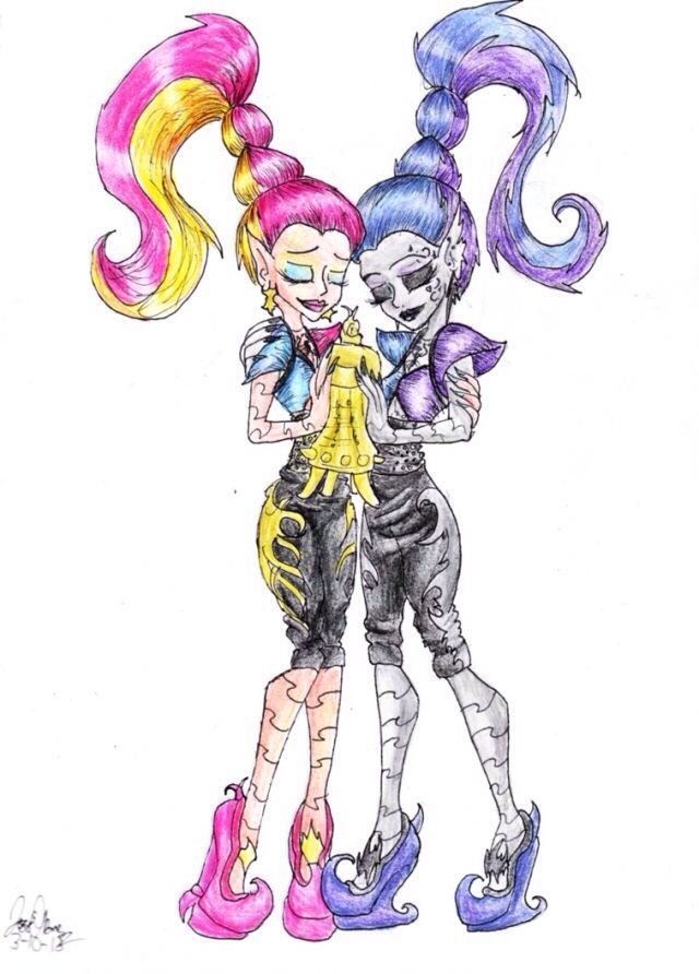 Download 13 Best images about gigi and whisp on Pinterest | Posts, The two and Monster high custom