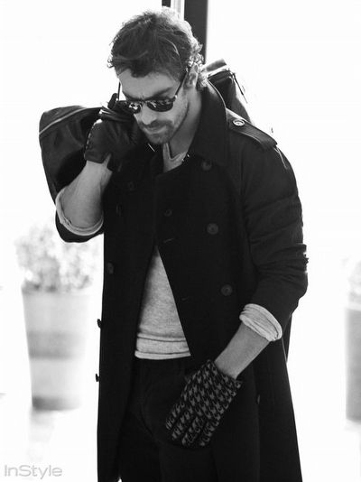 Stil Erkek: İbrahim Çelikkol - InStyle Magazine Pictorial [Turkey] (September 2013)