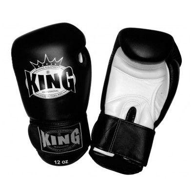 Svarta kvalitetsboxhandskar i äkta läder (kohud) med distinkt intryck på ytan av…