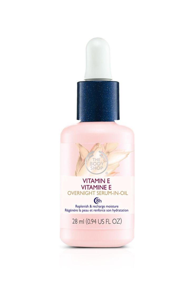 The Body Shop VITAMIN E OVERNIGHT SERUM OIL 28ML