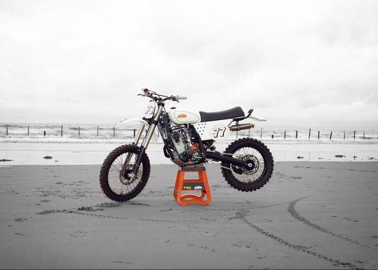 Retro Racer: KTM 400 EXC-R