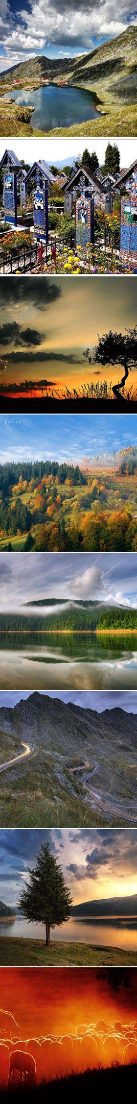 This is Romania!