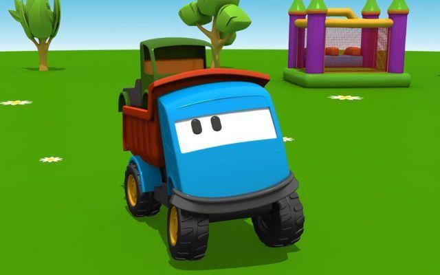 Cartoni educativi per bambini: Leo e il camion cisterna Il Cartone dei Piccoli è il canale YouTube per i bambini e per le mamme e i papà che si divertono con loro. Il canale https://www.youtube.com/watch?v=Z0BFwfYNMGU&list=PL6j72LvFod3wWX0ZzHdKRQjotkHyCpy #cartonianimatieducativi #camion #happy
