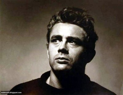 James Dean....classic he was so hot!