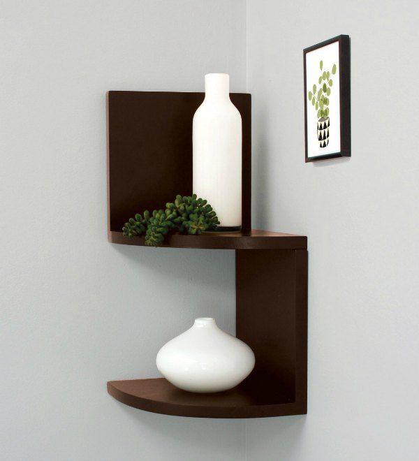 30 Corner Shelf Ideas Small Corner Hall Corner