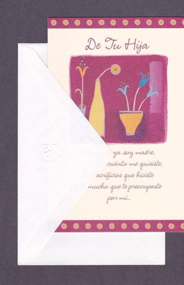Best spanish greeting cards images on pinterest