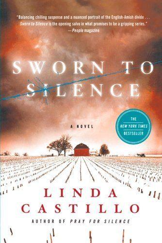 Sworn to Silence by Linda Castillo, http://www.amazon.com/dp/0312597169/ref=cm_sw_r_pi_dp_h4n4qb1JZJ5XM