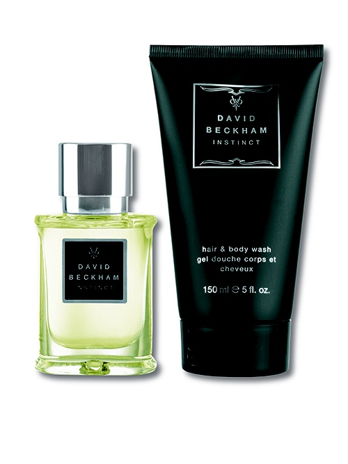 David Beckham 30ml eau de toilette gift set