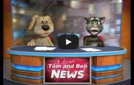 Tom and Cat News Fight in Tamil