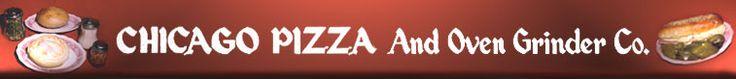 Chicago Pizza & Oven Grinder Co.   Pizza Pot Pie - BTIEA - Mark Murphy
