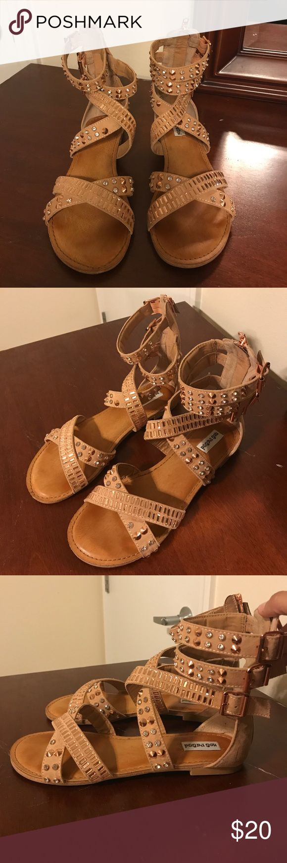 Not Rated Sandals Gladiator flat sandals Not Rated Shoes Sandals