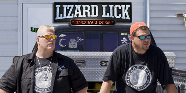 Lizard lick towing recovery