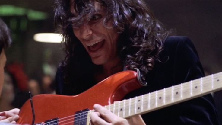 "Steve Vai Lesson: The Crossroads ""Intimidation Lick"""
