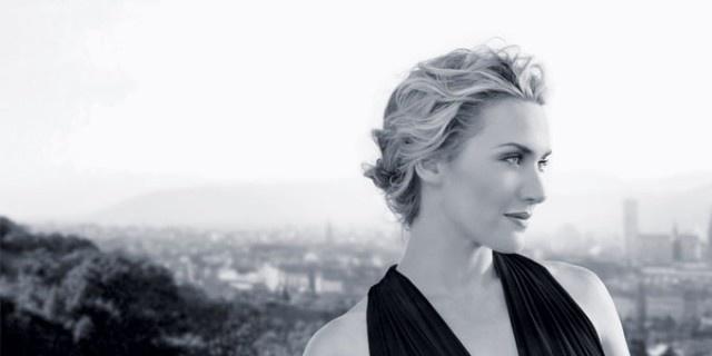 Kate Winslet , una donna dal fascino assoluto, incinta del terzo figlio.Kate Winslet ha avuto un figlio da ciascuno dei suoi matrimoni
