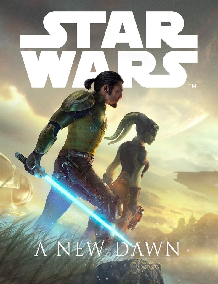 Star Wars - A Nrw Dawn °°