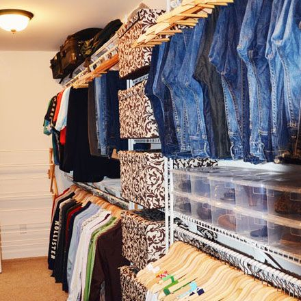 Closet Organization Tips   How To Organize Your Closet   Click Pic For 36  DIY Closet