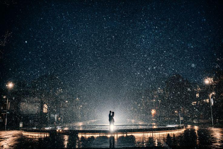 020 rain wedding photos