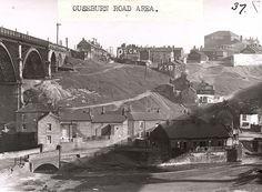 034789:Ouseburn Road Area, Byker, Newcastle upon Tyne, Dept of Environmental Health c.1935
