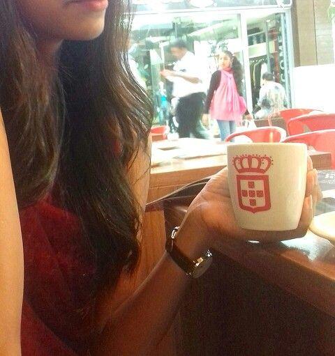 Coffee with a special person. #VidaeCaffe