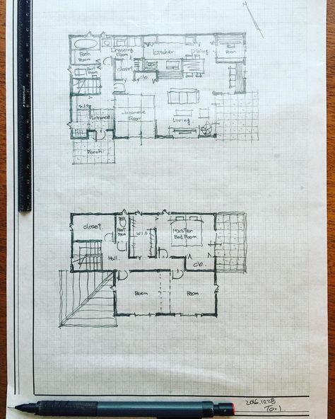 いいね!130件、コメント6件 ― 石川 元洋/一級建築士、インテリアコーディネーターさん(@motohiro_ishikawa)のInstagramアカウント: 「スタディコーナーの有る4人家族の住まい。…」