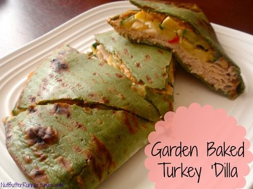Easy lunch idea. Filled with veggies, hummus, lean turkey and super easy prep work. Must try! @nutbutterunner