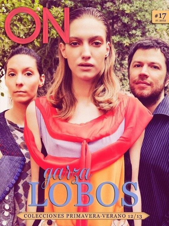 ON #17 edición de septiembre  Dana & Garza Lobos