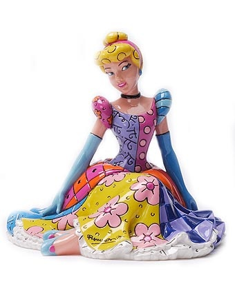 Britto Cinderella Figurine Available at: www.always-forever.com